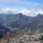 Blick vom Pico Ruivo